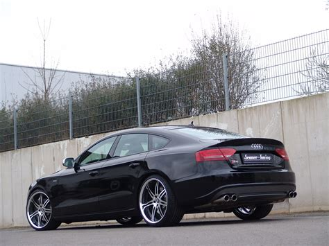 Audi S5 Sportback Tuning by Audi Rs5 Coupe Vs Tuned Audi S5 Sportback