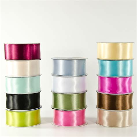 ribbon wholesale 1 5 quot wired poly satin ribbon wholesale flowers and supplies