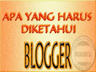 Dasar Dasar Blogging mengenal serta langkah penting yang harus dilakukan