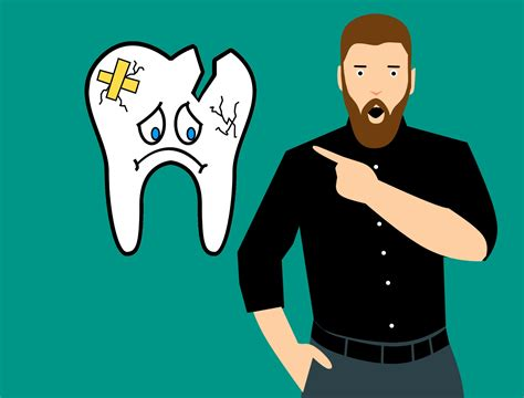 Free Images : broken tooth, teeth, dentist, medicine ... Art Clipart Logo