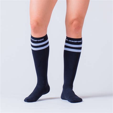 Striped Compression Socks compression socks zeropoint