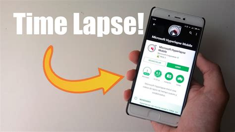 android time lapse como hacer time lapse en android