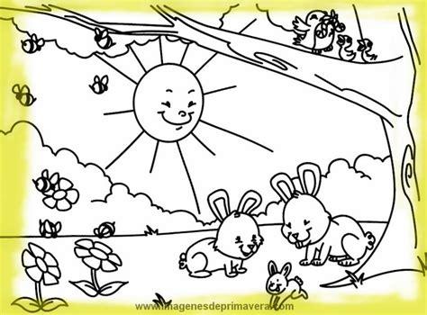 im 225 genes para imprimir dibujos para colorear tema primavera dibujos de
