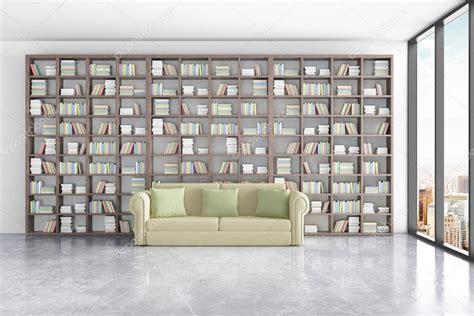 bibliothek einrichten bibliothek einrichtung mit massiven b 252 cherregale