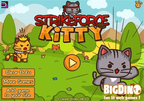 strike force kitty 2 strikeforce kitty hacked cheats hacked online games