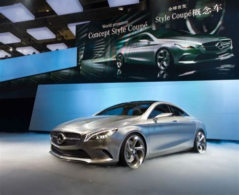 mercedes concept style coup 233 2012 cartype - Coupe Stylé