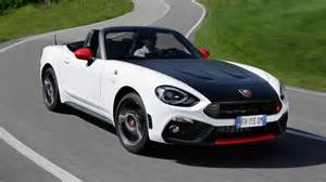 What Does Abarth Abarth 124 Spider Auto Experience