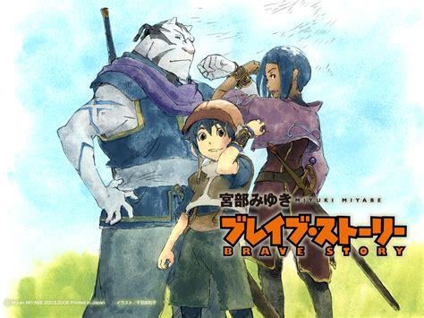brave story brave story zerochan anime image board