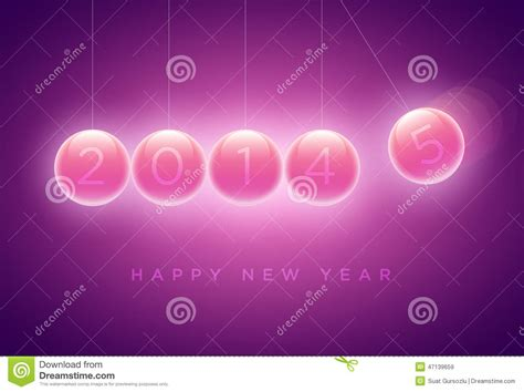 new year elements 2015 new year greeting card stock vector image 47139659