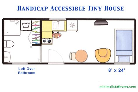handicap home plans house plan 2017 building a handicap accessible tiny house minimalist at home