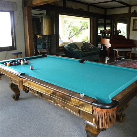 table mt shasta pool table shasta ranch