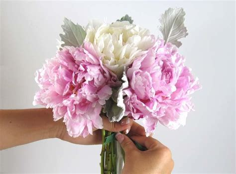8 Floral And Lovely Projects by Diy Peony Projects For Who Floral