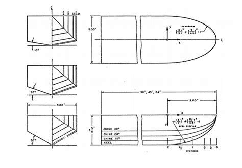 planing catamaran hull design rans simulation of dynamic trim and sinkage of a planing hull