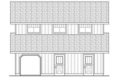 two story barn plans country house plans barn 20 059 associated designs
