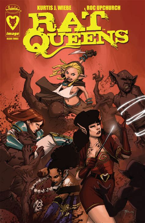 libro rat queens volume 3 rat queens 3 releases image comics