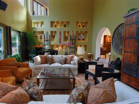eclectic rooms eclectic living room hgtv