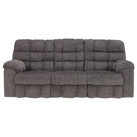 reclining sofa with drop down table acieona reclining sofa with drop down table