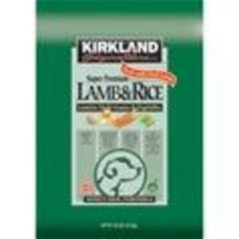 kirkland puppy food review kirkland rice food reviews viewpoints