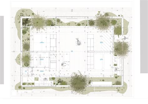 green building floor plans green edge house ma style architects archdaily