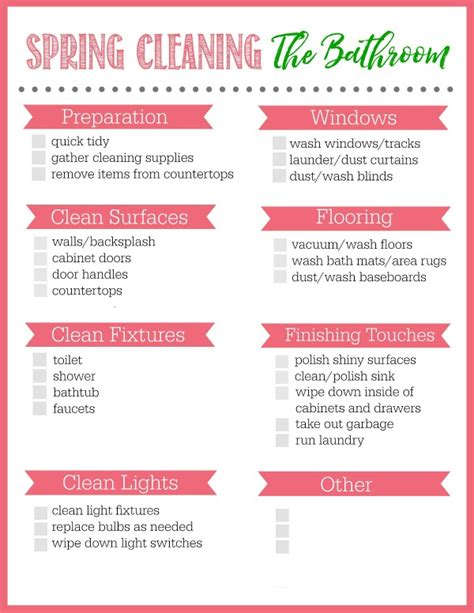 how to clean a bedroom bathroom cleaning checklist clean and scentsible