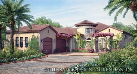 daniel sater arabella house plan home courtyards and craftsman