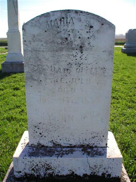Emory Serafinne family gravesites