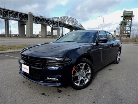 2016 Dodge Charger Hp by 2016 Dodge Charger Sxt Awd Review Autoguide News