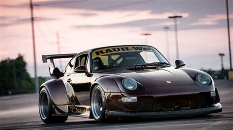 porsche 911 modified modified porsche 911 fast car