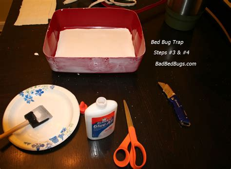 diy bed bug trap best homemade bed bug trap crazy homemade