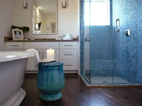 blue bathroom tile ideas blue mosaic tiles design ideas