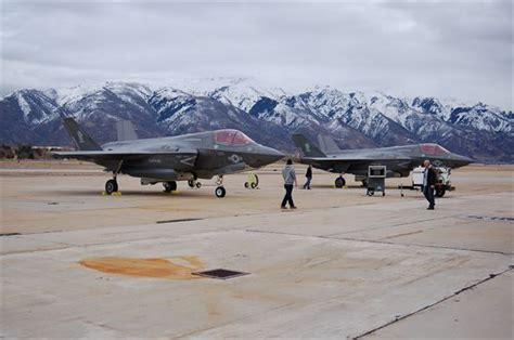 Hill Afb Housing by Marine Corps Send F 35bs To Ogden Alc For Modifications Gt Hill Air Base Gt Article Display