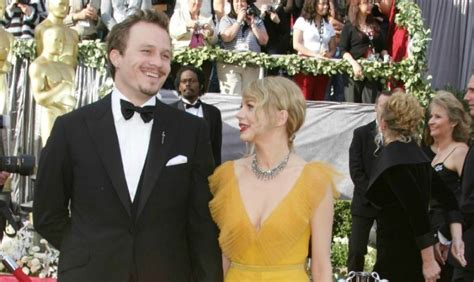 Did Heath Ledger And Williams Get Married by Edie Falco And Gandolfini When Lines Get Blurred