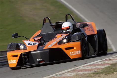 Ktm Race Car Ktm X Bow Gt4 Race Car Ready For Debut Autoevolution