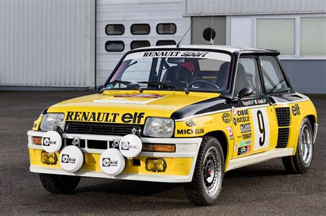 renault turbo rally rallye monte carlo historique 2016 renault 4 233 quipages