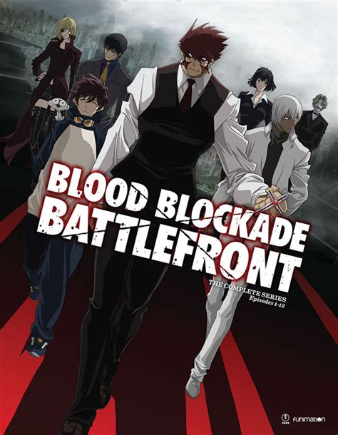blood blockade battlefront robert s anime corner funimation s august 2016 anime