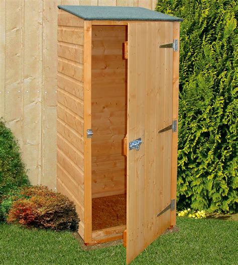 Small Wooden Garden Shed by Shiplap Pent Roof Small Storage Shed 901