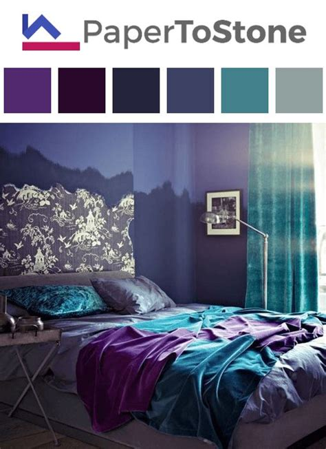 peacock blue bedroom ideas  pinterest peacock paint colors blue bedroom