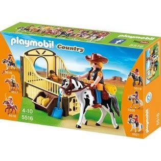 playmobil sheriff huis goedkoop playmobil tinker paard met paardenbox 5516