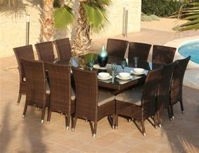 echanting 12 seater square dining table meridanmanor