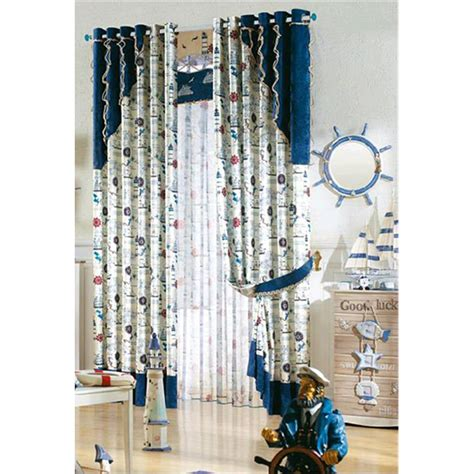 nautical bedroom curtains nautical bedroom curtains design decoration