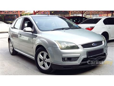 2006 ford focus hatchback ford focus 2006 sport 2 0 in kuala lumpur automatic