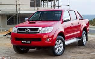 Usa Toyota Toyota Hilux Trucks Usa Bestnewtrucks Net