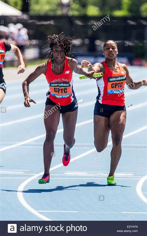 adidas grand metropolitan women s metro 4x400m relay at the 2014 adidas track and