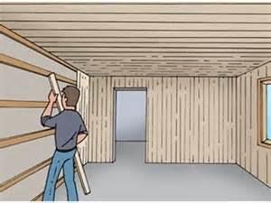 placer un lambris au mur et au plafond plafond livios