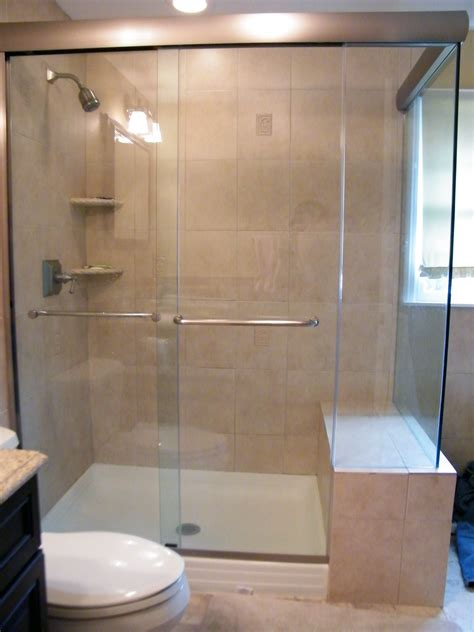 bath shower doors glass frameless frameless shower door installation repair md va dc