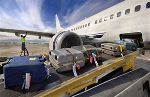 american airlines checked baggage airbus a380 what is the average time taken to load and