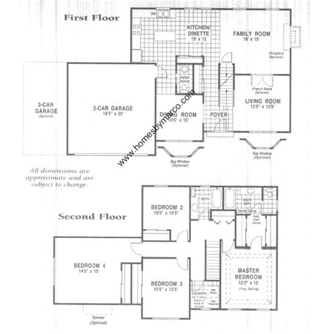 clearwater floor plan clearwater model in the kylyns crossing subdivision in