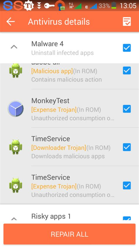 how to check for malware on android how to remove privacy guard easy tool monkey test and time service malware from an mtk