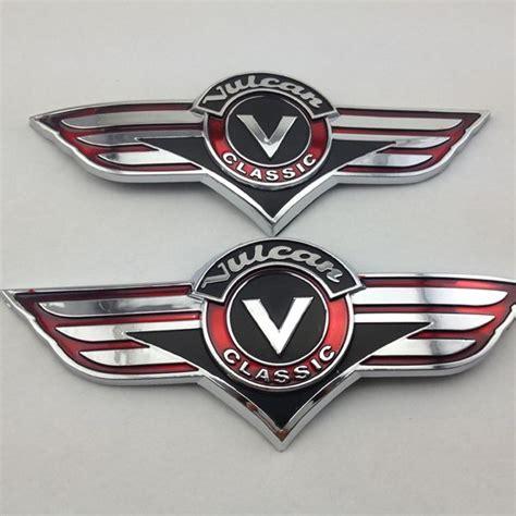 kawasaki emblem 3d gas tank sticker emblem badge fuel decals fits for