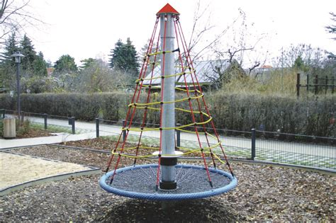 swing on the spiral how to make a diy rope playground ropes directropes direct